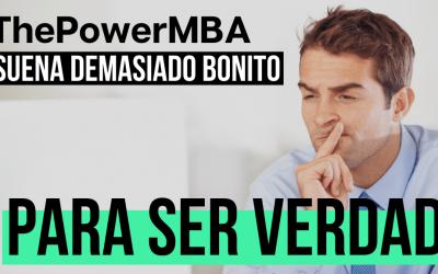 Opiniones ThePowerMBA