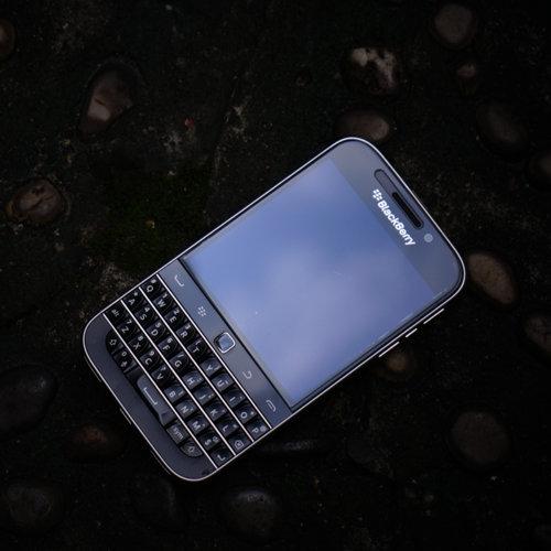 ciclo de vida de Blackberry
