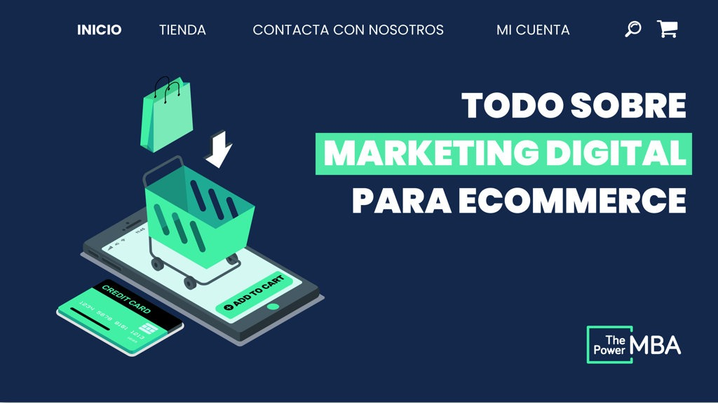estrategia de marketing digital para ecommerce