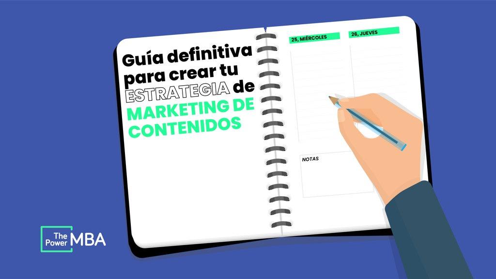 Aprende a crear tu estrategia COMPLETA de Marketing de Contenidos (Guía 2020)