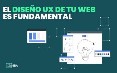Diseño UX: aprende a crear una web con la experiencia de usuario perfecta