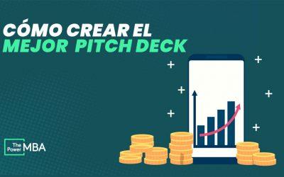 Qué es el Pitch Deck y cómo puedes crear la presentación perfecta para tu startup