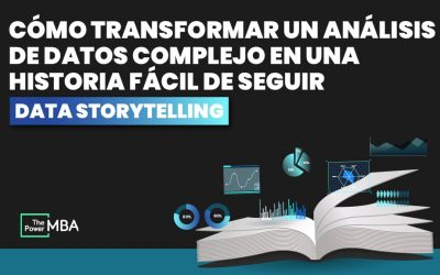 Aprende a transformar datos en historias impactantes gracias al Data Storytelling