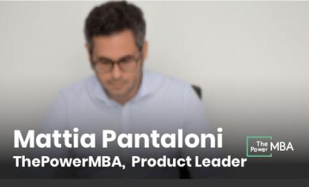 Mattia Pantaloni ThePowerMBA
