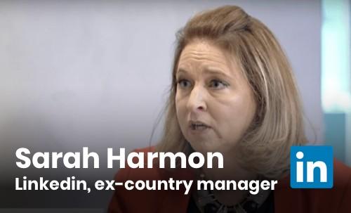 Sarah Harmon Linkedin