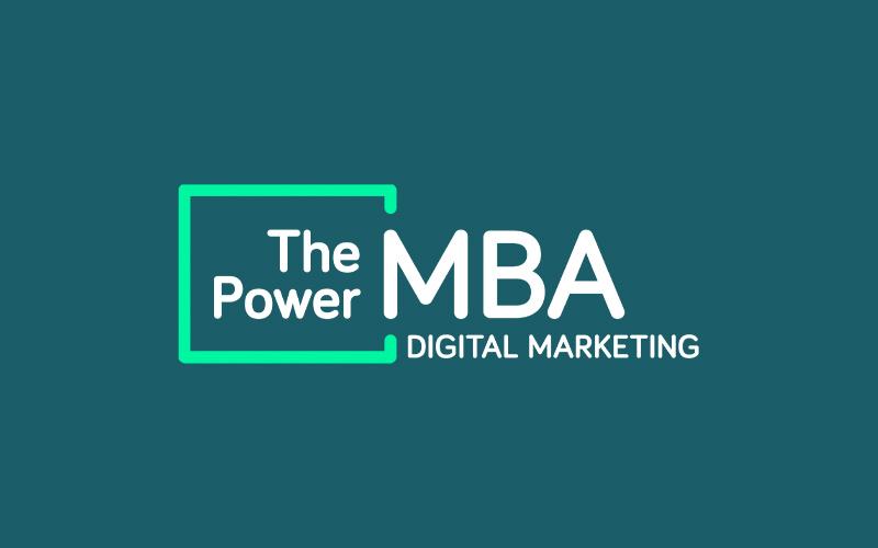 logo master the power mba digital marketing