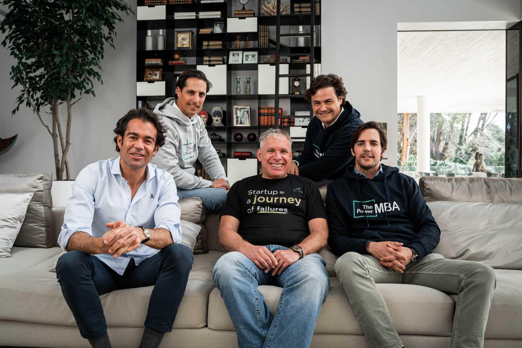 fundadores thepowermba con uri levine